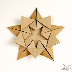 Origami 'Star Within' Tutorial - Ali Bahmani - Paper Kawaii