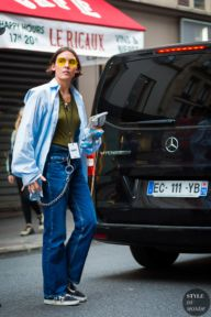 STYLE DU MONDE / Haute Couture Fall 2016 Street Style: Before Vetements  // #Fashion, #FashionBlog, #FashionBlogger, #Ootd, #OutfitOfTheDay, #StreetStyle, #Style