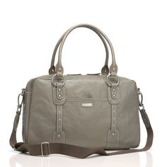 If I ever had need of a diaper bag, this one looks like it doubles as a purse and is ADORABLE to top it off