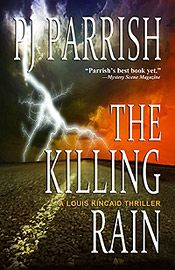 The Killing Rain- Book #6 of the Louis Kincaid series
