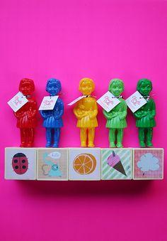 Clonette dolls at Cottoli shop 大人の女性のためのガーリーなお洋服と雑貨をご紹介 / www.cottoli.jp のかわいいもの