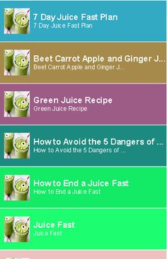 How to do a Juice Cleanse Juice cleanses made from raw fruits and veggies are safe In App you can  more article and this topic below. 1. 7 Day Juice Fast Plan 2. Beet Carrot Apple and Ginger Juice 3. Green Juice Recipe 4. How to Avoid the 5 Dangers of Juicing 5. How to End a Juice Fast and more.... Online Video , Little Game in this app . Download Now!!!! keyword : How to do a Juice Cleanse  http://Mobogenie.com
