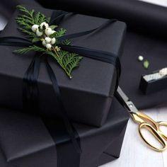 DIY: Fina och enkla julklappsdekorationer | ELLE Decoration