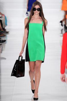 Ralph Lauren - Spring 2014 Ready-to-Wear