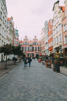 The Beautiful Old Town Of Gdansk, Poland - A Photo Diary || PART 1 - Hand Luggage Only - Travel, Food & Home Blog