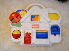 #playskool #vintage #toys #90's #vintage toys  en vente ici / to sale here :7€ https://www.facebook.com/AbscintreVintageShop