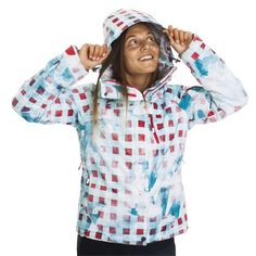 Exposure Jacket  $270.00  Description  Trendy insulated jacket with a variety of print options for a progressive look. Removable hood, removable powder skirt, inner stuff pocket, air vent system, Snap-in connection with superstition pant for riding in any weather.  Features    ActiLoft insulation for all-day warmth • Removable powder skirt and hood • Snap-in connection to Superstition pant • Fully ventilated • 100 percent taped seams • Style meets function bliss. #ski #Fashion