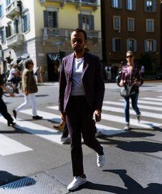 ON THE STREET - Mauro Del Signore Corso Venezia Milan www.maurodelsignore.com