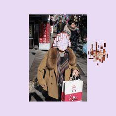 フォトグラファー、ジェイコブ・バージは、東京の街中を撮影して奇妙な作品をつくりだした。顔の一部がカラフルな枠にはみ出しているその作品集が示すのは、自分の姿がさまざまなテクノロジーで監視されている現代社会だ。
