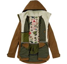 Women's Filson® x Burton Prowess Snowboard Jacket
