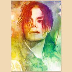 "DRUCK/PRINT ""Michael Jackson"""