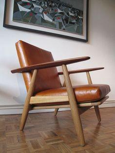 Hans J. Wegner Cigar Chair