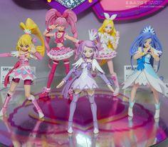 PreCure All Stars - [あみブロ] バンダイ「TAMASHII NATION 魂ネイション2014」あみブロレポ 【美少女系・聖闘士星矢・海外ヒーロー系】