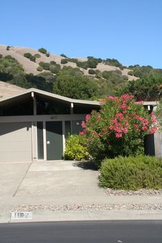 Eichler in Lucas Valley - San Rafael, Marin County, CA