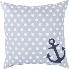 Rain Throw Pillow Gray, Neutral