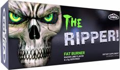 COBRA LABS The Ripper Razor Lime 6 Servings COBRA2490418 Razor Lime - One of the most powerful and fast acting new fat burners on the planet today.*