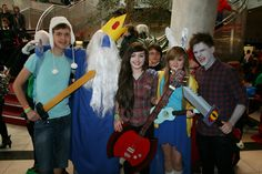 [Adventure Time Group Cosplay
