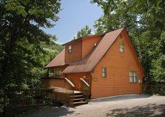 $365 ea Cabin vacation rental in Gatlinburg from VRBO.com! #vacation #rental #travel #vrbo