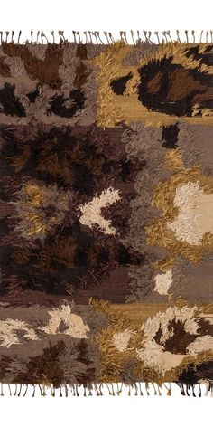 Loloi Fable Walnut Area Rug-Known for her colorful bohemian style, designer Justina Blakeney's hand-woven Fable Collection from India is an imaginative spin on the regular flat weave rug. True To Form, Justina Blakeney, Modern Rugs, Woven Rug, Area Rugs, Collection, Rug Weaves, Knit Rug, Rugs