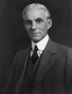 """""""Whether you think that you can, or that you can't, you are usually right."""" - Henry Ford"""
