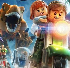 LEGO JURASSIC WORLD - TRAILER E RECENSIONE
