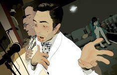 Juxtapoz Magazine - The Illustration Work of Frank Stockton Art Et Illustration, Character Design Inspiration, Art Sketches, Fanart, Art Inspo, Art Reference, Comic Art, Designer, Character Art