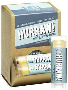 Hurraw! Balm, Earl Grey Lip Balm, .15 oz (4.3 g) has been published at http://www.discounted-skincare-products.com/hurraw-balm-earl-grey-lip-balm-15-oz-4-3-g/