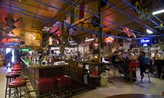 """Lutes Casino in Yuma, Arizona, """"The greatest collection of eclectic junk you've ever seen."""" Recommendations from a local."""