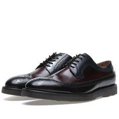 Paul Smith - Grand Shoe (Black/Purple/Blue)