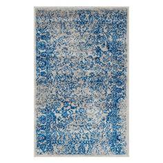 Safavieh Adirondack ADR109 Indoor Area Rug Gray / Blue - ADR109A-214