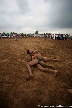Kushti Wrestlers, Haryana- India