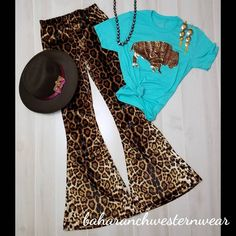 Cute Hippie Outfits, Cute Country Outfits, Cute Outfits, Country Western Fashion, Western Wear, Western Outfits Women, Rodeo Outfits, Felt Hat, Cowgirl Style