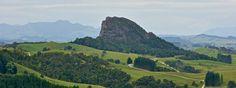 Maungaraho Rock Scenic Reserve, Kaipara District, Northland, New Zealand