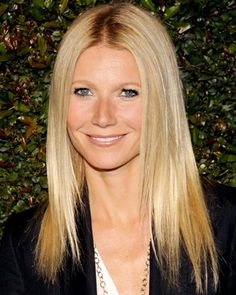 Hairstyles That Never Go Out of Style: Gwyneth Paltrow's Smooth Center-Part