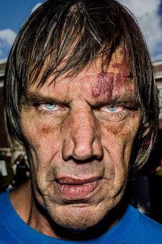 Bruce Gilden Face4