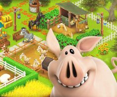 Hay Day is the most popular farming game on mobiles and tablets and number one in 122 countries. For a limited time download Hay Day and get a $10 ‪#‎amazon‬ Appstore credit to spend on apps and in-game items. Simply download the game on your tablet or Android phone and start playing. ‪#‎pets‬ ‪#‎freecredits‬