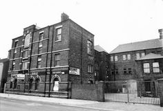 St Anthony's orphanage, Victor Street. My father grew up 8 doors away from this building.