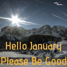 Images of Hello January Please Be Good Hello January Quotes, Hello March, January Month, January Art, January Lettering, January Images, Cover Pics For Facebook, Pastel Clouds, Hand Lettering Art