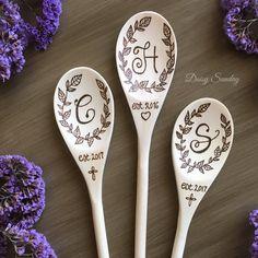 Custom Wood Burned Spoon by lovedaisysunday on Etsy https://www.etsy.com/listing/558904160/custom-wood-burned-spoon