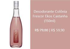A deliciosa Colônia Ekos Castanha está com um desconto ótimo para comprar pela internet. Acesse http://www.redenatura.net/espaco/suellen_ga ou baixe o app COMPRE ONLINE NA REDE NATURA e faça já o seu pedido. #perfume #colonia #amazonia #castanha #natura