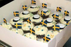 Tårtspecialisten - Äkta student Cupcakes