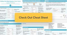 Jupyter Notebook cheat sheet