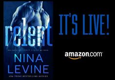 *´¨) LIVE ¸.•´¸.•*´¨) ¸.•*¨) (¸.•´ (¸.•` REVIVE ¤ *.✫*¨*.¸¸.✶*¨`*  It's Live - Relent by AuthorNina Levine- Book One of Sydney Storm MC Series.   Grab it for Introductory Price of $2.99  • Amazon US:http://amzn.to/1AA2hUH • Amazon UK:http://amzn.to/1AA5a7K • Amazon CA:http://amzn.to/1w0knLe • Amazon AUS:http://tinyurl.com/kd683pb iBooks, B&N, KOBO, Google Play still to come  #NewRelease #kickiswaiting #kickchick #FavoriteAuthor #TBR #Books #OneClick #5Stars #BuyLinks #NewReleases…