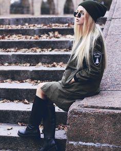#jacket  @wholesale7  #fashion #fashionable #fashionblog #fashiongram #fashionista #fashionaddict #fashionistas #fashionpost #fashionstyle #styleblog #styles #style #styleblogger #streetstyle #styleinspiration #blog #blogger #ootd #outfit #beanie #beaniehat #military by kristina_doli