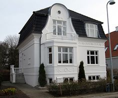 Patriciervilla fik genskabt oprindeligt look - bygogbolig.dk