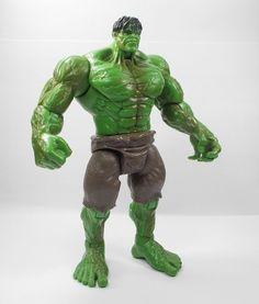The Incredible Hulk - Action Toy Figure - Marvel / Hasbro 2007 Action Toys, Incredible Hulk, The Incredibles, Marvel, Ebay