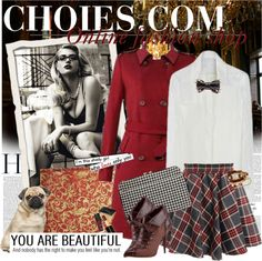 """Choies.com - visit for more!"" by anita-n ❤ liked on Polyvore"