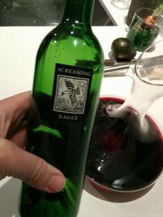 My second ever Screamer 2002 Screaming Eagle, Wines, Bottle, Flask, Jars