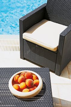 The Merrano patio set from #Argos features soft beige cushions for extra comfort.