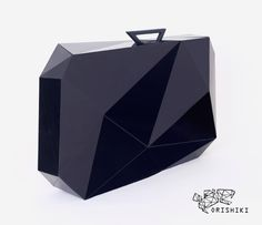 Influenced by the art of origami and designed by Naoki Kawamoto, this Orishiki suitcase can be flattened and re-folded into its hard, faceted shell. This three-dimensional suitcase also features a soft silk interior and will keep all your possessions firmly in place. You'll never have to worry about finding your suitcase again.